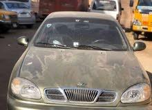 سياره دايو لانوس 2 للبيع موديل 2005