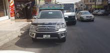 Grey Toyota Hilux 2017 for sale