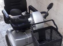 سيارة كهربائية للمعاقين