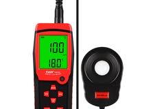 جهاز قياس شدة الاضاءة Lux meter