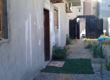 منزل ارضي كبير للبيع مسقوف400م تاجوراء بالقرب من البيفي 500ألف