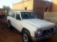Used condition Nissan Patrol 1992 with +200,000 km mileage