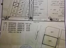 للبيع ارض في النهضه مطلوب 2300