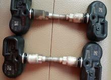 سنسر sensor قياس ضغط الهواء داخل تواير (إطارات) السيارة (كامري لجميع الموديلات)
