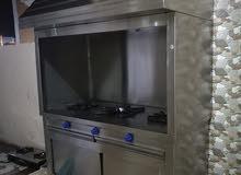 صناعه وتركيب معدات مطابخ المطاعم والفنادق والمنازل (ستانلس ستيل)