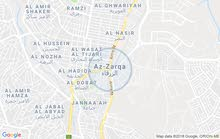 Al Zawahra neighborhood Zarqa city - 100 sqm apartment for sale