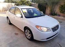Hyundai Elantra car for sale 2009 in Gharyan city