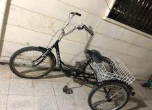 دراجه هوائيه ام سله حجم وسط