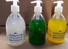 صابون اليد جودة ممتازة