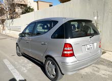 2001 Used A Class with Automatic transmission is available for sale