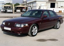 Gasoline Fuel/Power   Mercury Marauder 2004