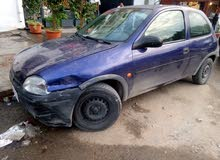 Opel Corsa 2002 For sale - Blue color