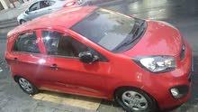 Gasoline Fuel/Power   Kia Picanto 2012