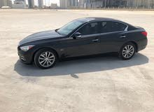 Infinit Q50 - 2017 model for sale