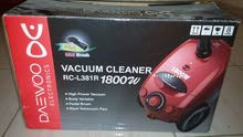 Daewoo vacuum cleaner