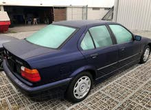 Automatic Blue BMW 1996 for sale
