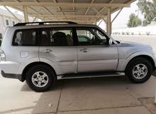 Used condition Mitsubishi Pajero 2008 with 0 km mileage