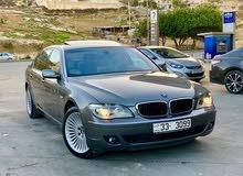 km BMW 730 2008 for sale