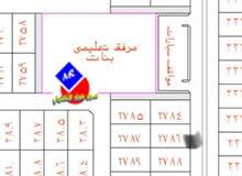 ارض بالورود رفحاء للبيع رقم 2786 مساحة 717 للسوووم