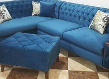 مطلوب منجد صنايعي تنجيد في الضجيج. Industrial upholsterer is required upholstery