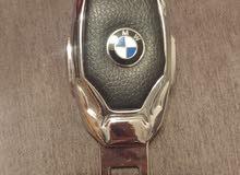 Car seat belt extension button BMW