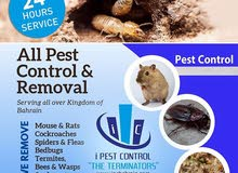IPC Is Providing 24/7, Whole Week, Disinfection, Sanitization And Pest Control Service