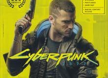 للبيع Cyberpunk PS4 سايبربنك  السعر النهائي 14 دينار غير قابل للتفاوض للتواصل