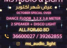 MS Audio & Light