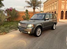 Range Rover super charge (2011)