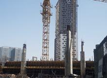 Tower Crane Liebherr 154 HC for rent