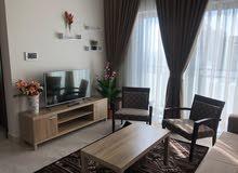 بسعر خاص!!! للبيع شقة فخمة مفروشة أمام مستشفى الملك حمد