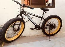 دراجه رياضيه  + دراجه جبليه