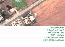 3 قطع اراضي مفروز - الغدير الابيض- بجانب مبنى بلدية المفرق / منطقة الغدير