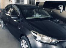 Toyota Yaris sedan 2014