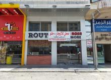محلات تجارية للأيجار بموقع مميز جدا / شارع المدينة المنورة