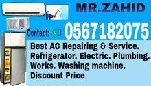 Best AC Repairing & Service