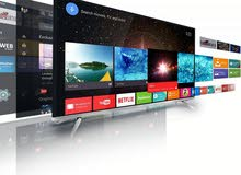 شاشات IMPEX GLORIA سمارت اندرويد بدقة 4K مع ضمان سنتين
