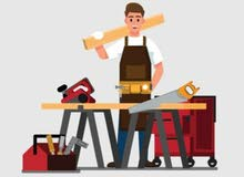 The Carpenter Available For Repairing Furniture