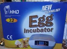 فقاسة بيض دجاج / راديو تراث / ميز حاسبة كيمنك