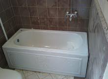 تثبيت البانيو في الحمامات
