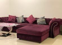 Luxury L sofa.from 2XL.