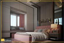 يسعدنا أن نحقق أحلامكم في خلق تصاميم إبداعية وساحرة للسكن الخاص بكم