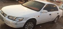 Automatic White Toyota 2001 for sale