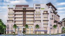 شقة تطل على فيو مميز مساحتها 237م