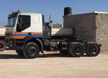 شاحنة للبيع نوع أفيكو فراشة رأس جر 4في6 موديل 2007