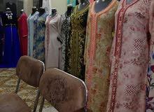مطلوب ممول لمشروع محل للخياطة المغربية