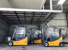 Forklifts in Zarqa is available for sale