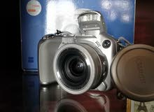 كاميرا كانون نصف احترافية