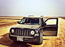 Automatic Black Jeep 2010 for sale