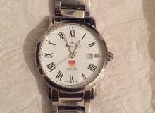ساعة سويسرية أصلية ماركة Mathey Tissot